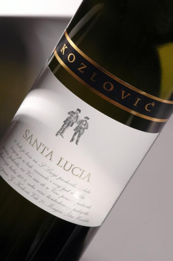 Kozlovic Santa Lucia Malvazija (2008)