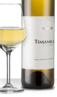 Temjanika Special Selection (2011) – Tikveš – 86 points