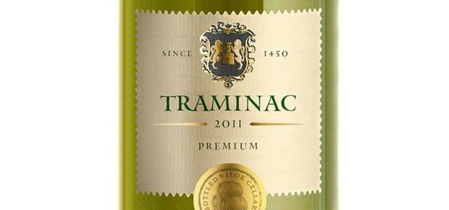 Iločki Podrumi Premium Traminac (2011) – 91 points