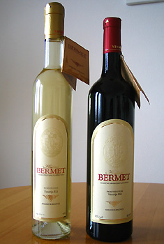 Bermet – a wine specialty from Serbia
